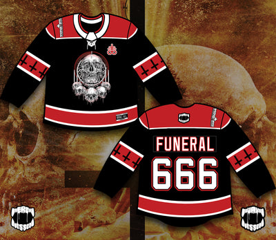 Rose Funeral - Hockey Jersey