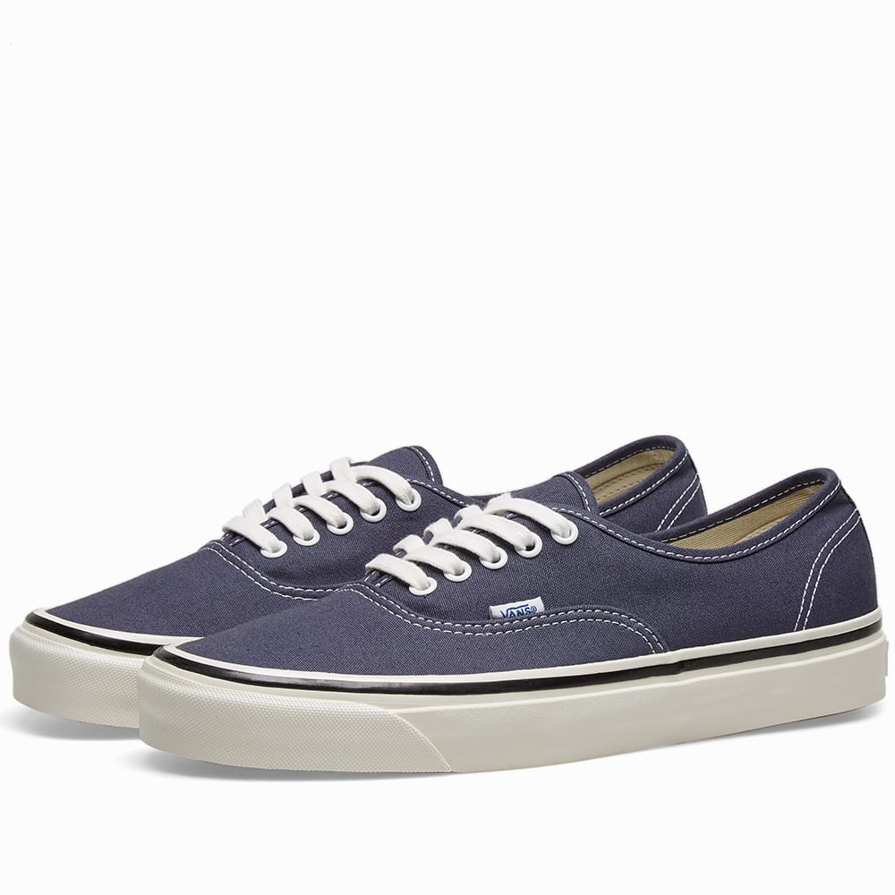 Vans Ua Authentic 44 DX Shoes Og Dark Navy