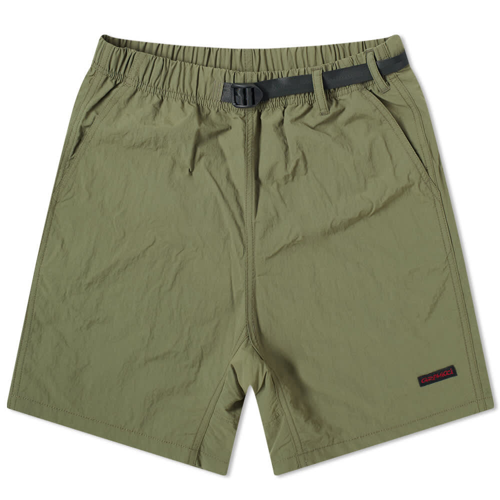 Gramicci Shell Packable Shorts Olive