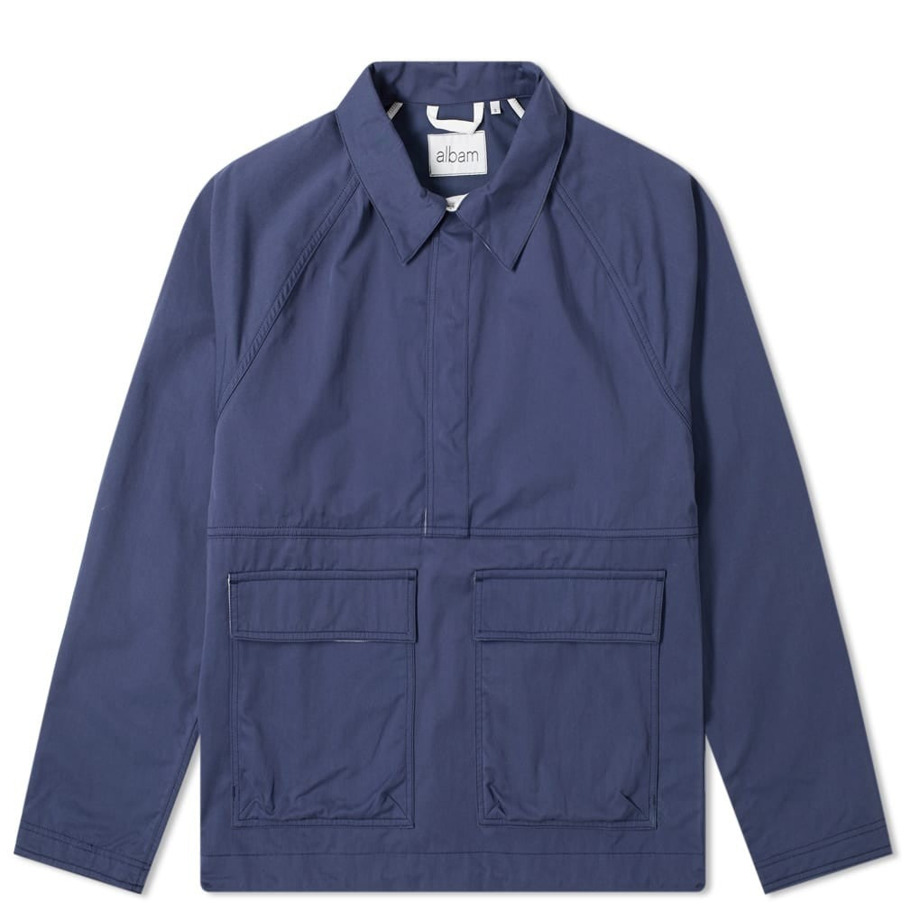 Albam Recon Density Recon Shirt Navy