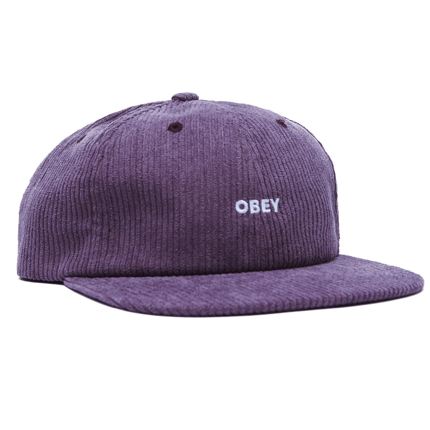 Obey Column 6 Panel Purple Mountain
