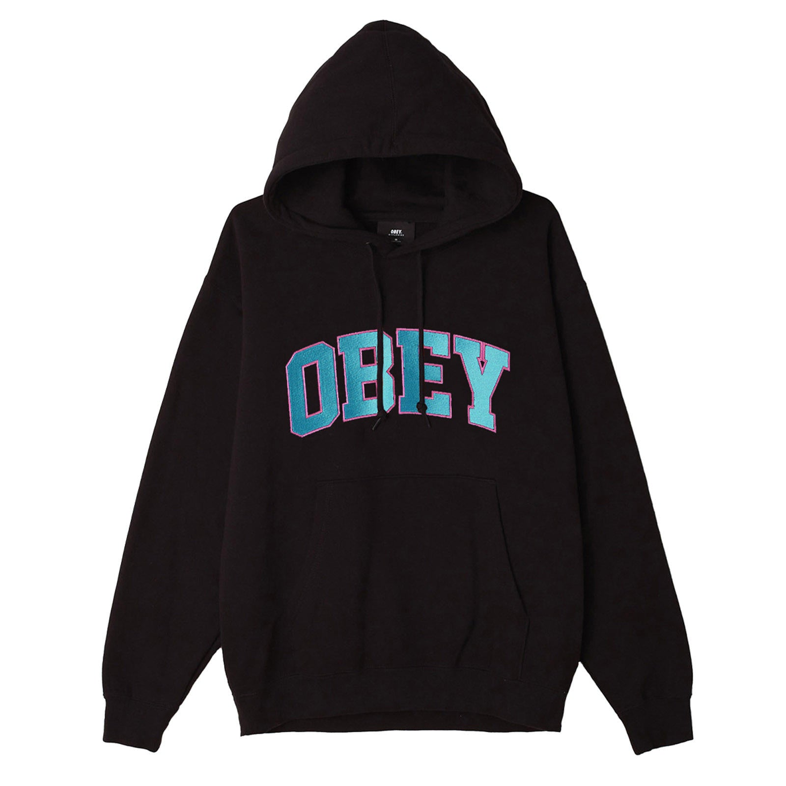 Obey Wyatt Hood Black