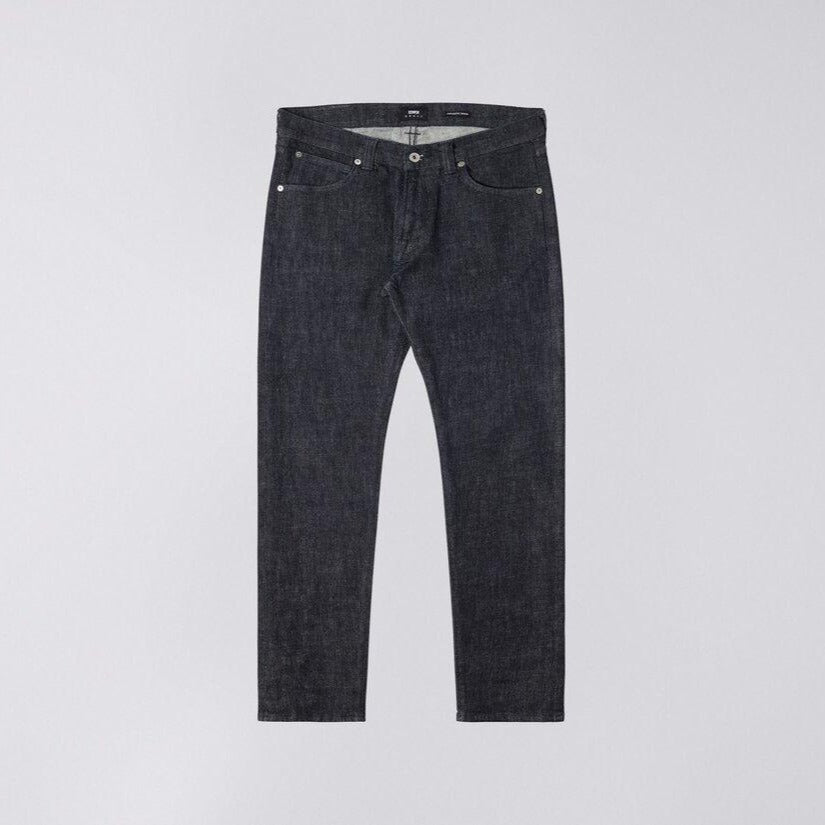 Edwin Ed 85 Cs Yuuki Blue Denim Jeans Blue Rinsed