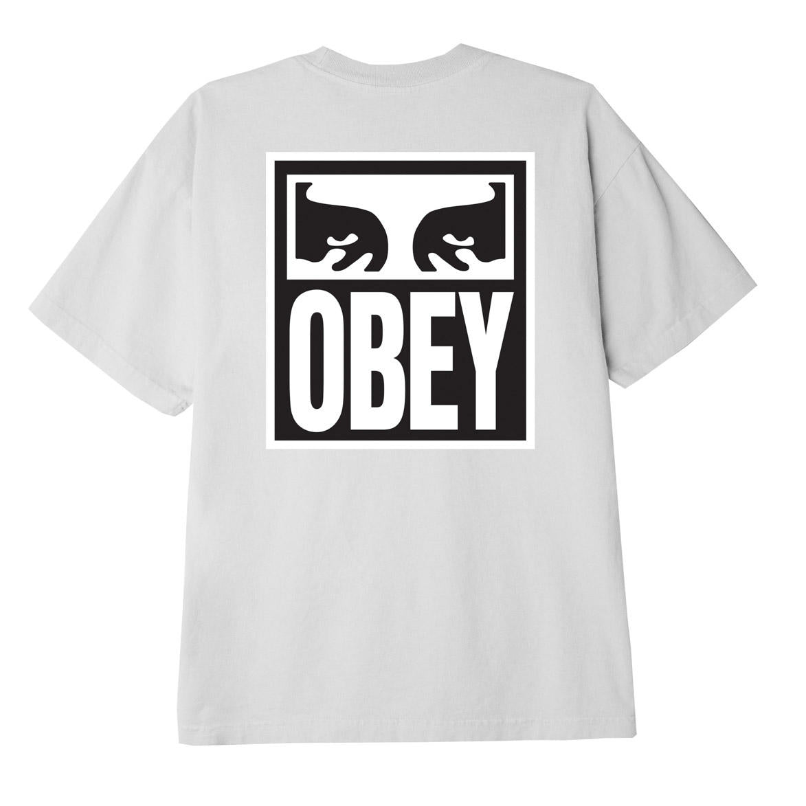 Obey Eyes Icon 2 T-Shirt White