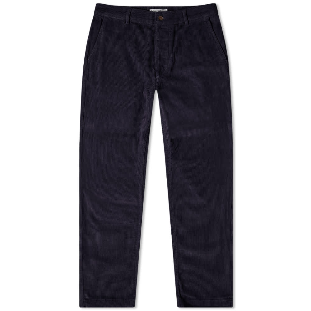 Universal Works Military Cord Chino Navy