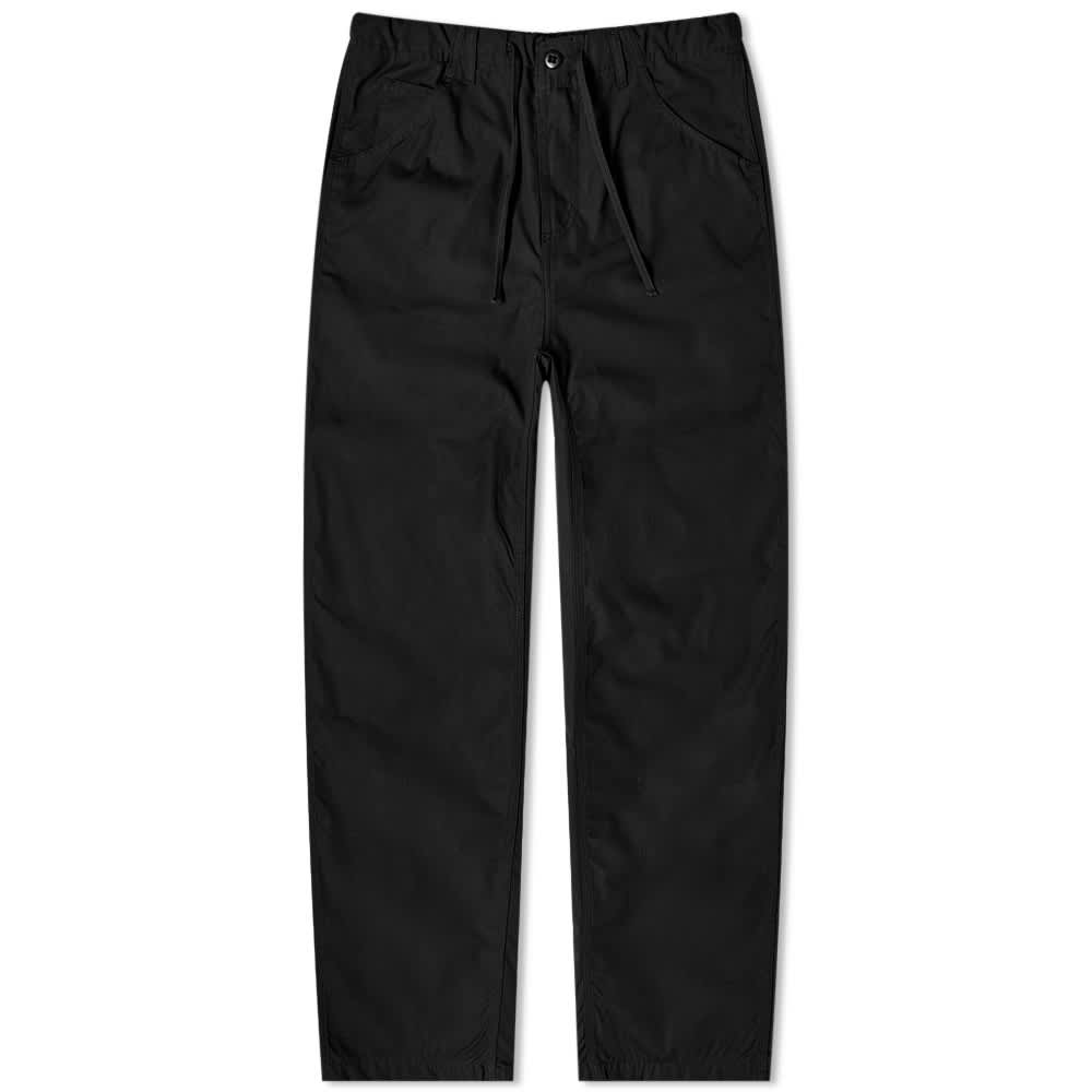 Stan Ray Recreation Pant - Black Nyco