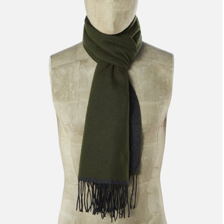Universal Works Scarf Olive