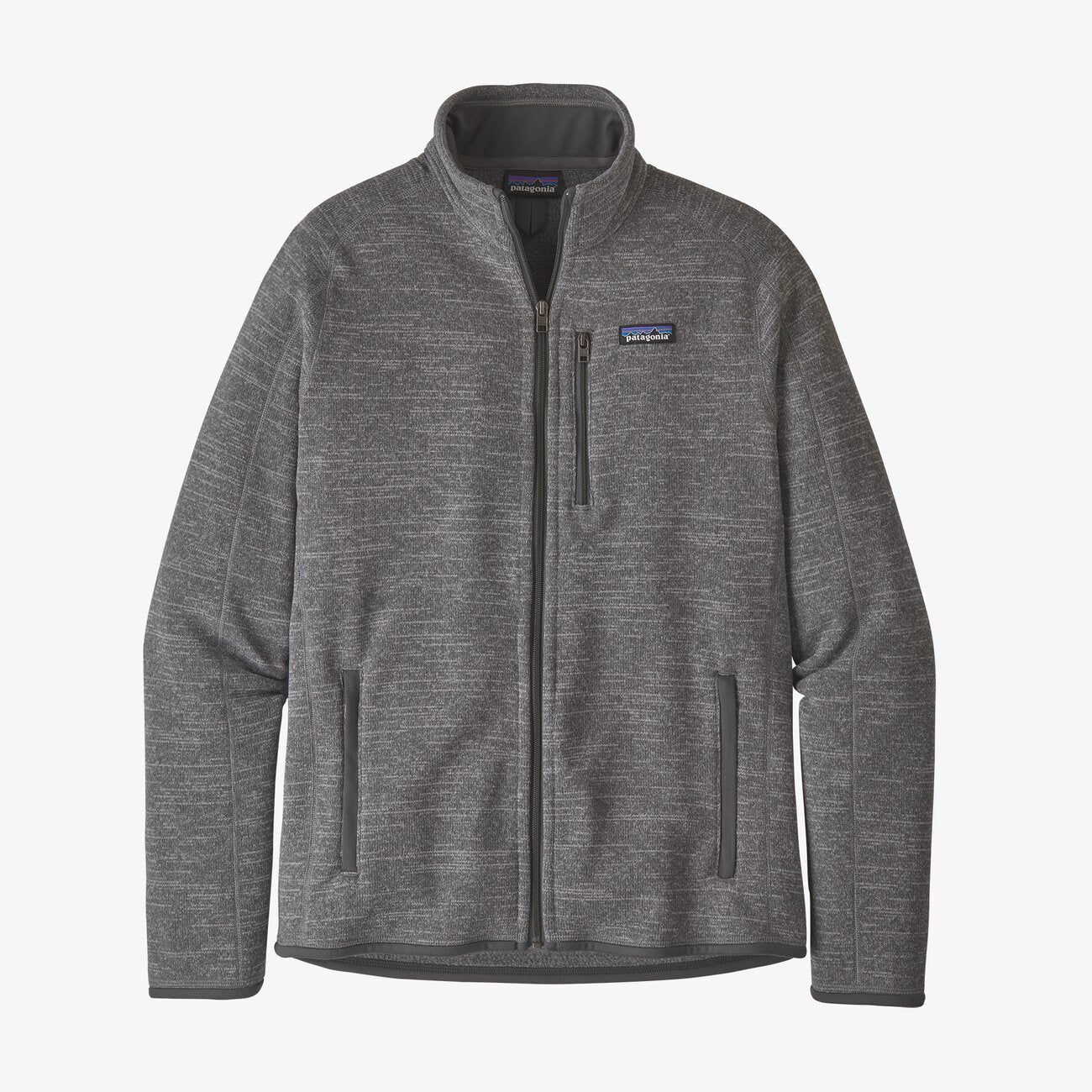 Patagonia Better Sweater Jacket - Nickel