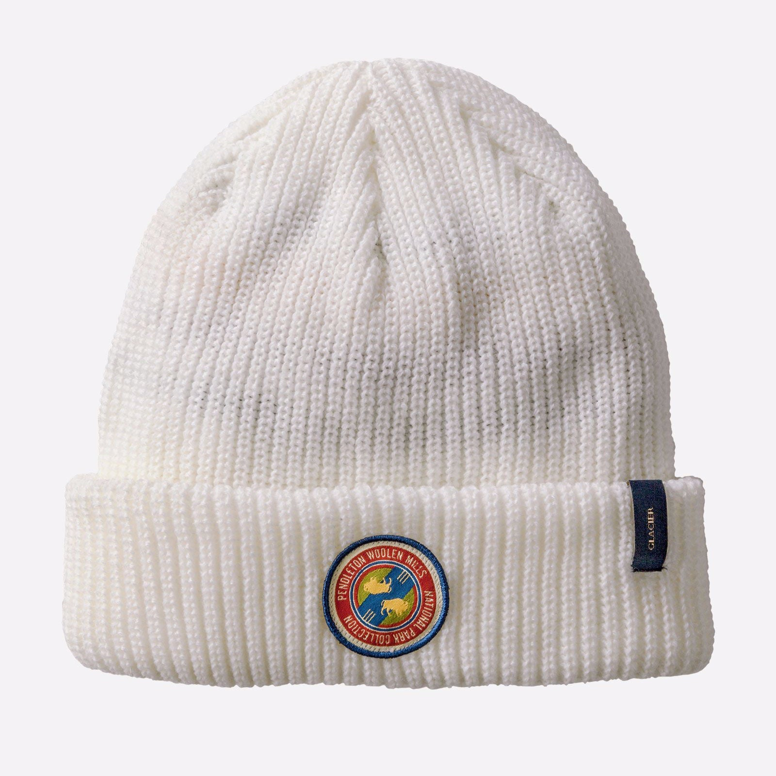 Pendleton National Park Beanie (Rev) Glacier Stripe