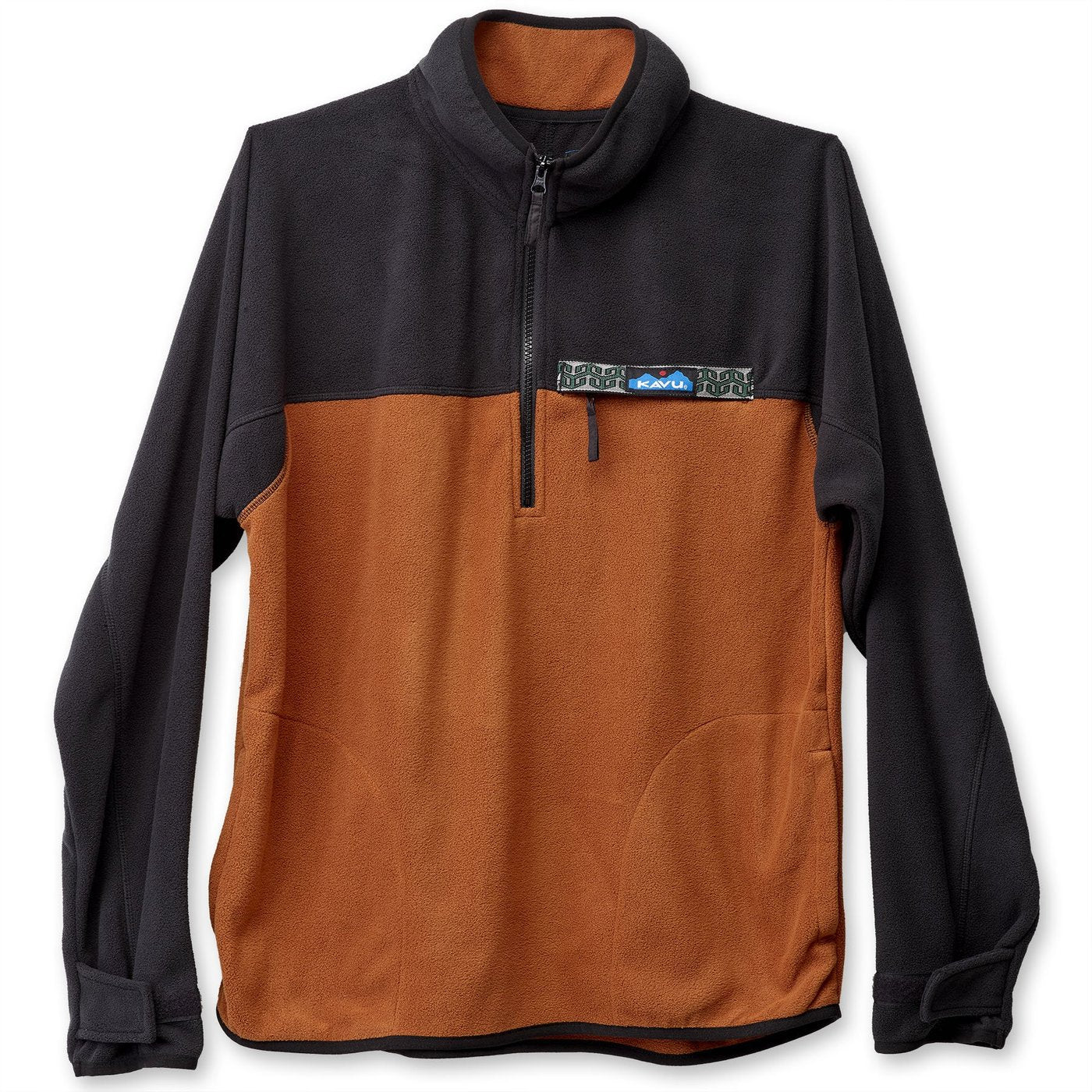 Kavu Winter Throwshirt Fleece - Tundra
