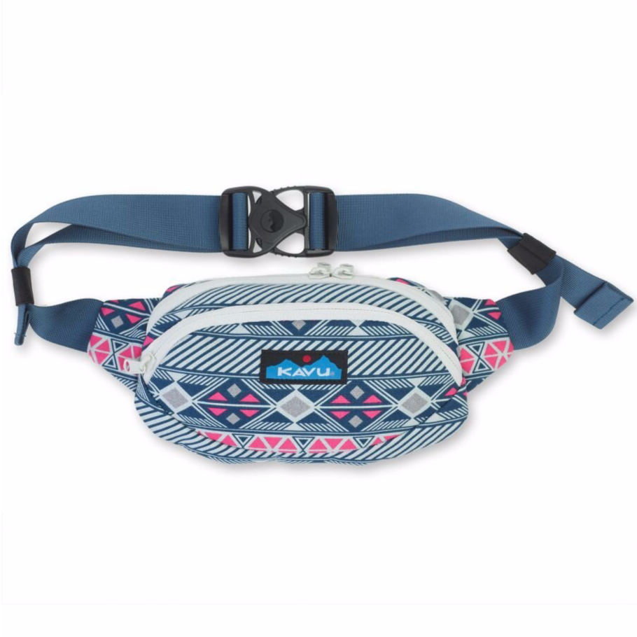 Kavu Canvas Spectator Bag Gem Inlay