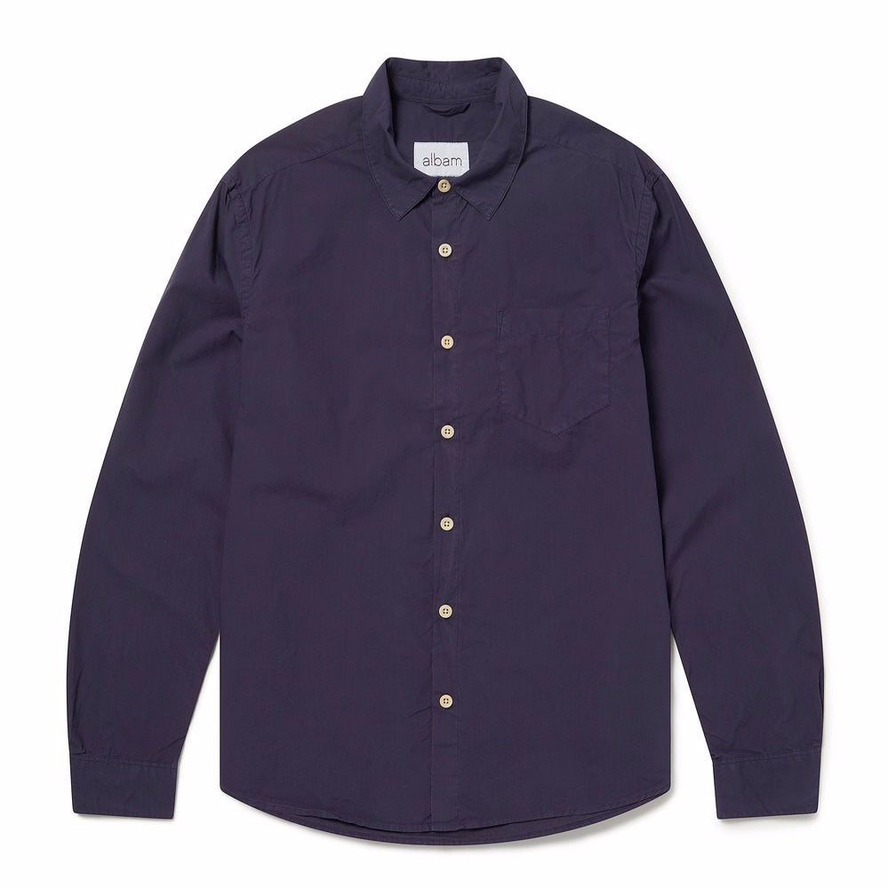 Albam Gysin Shirt Navy