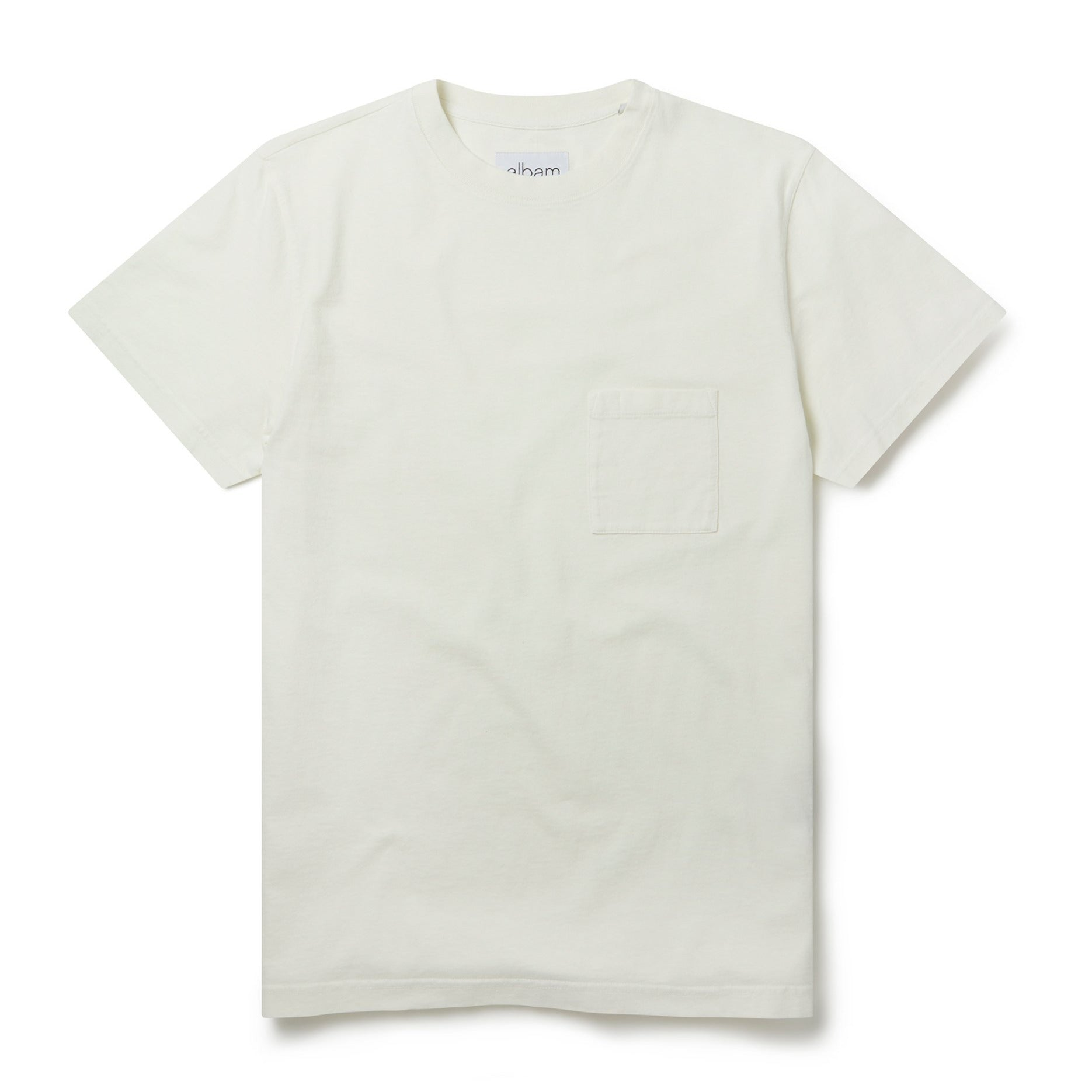 Albam Workwear T-Shirt - Ecru