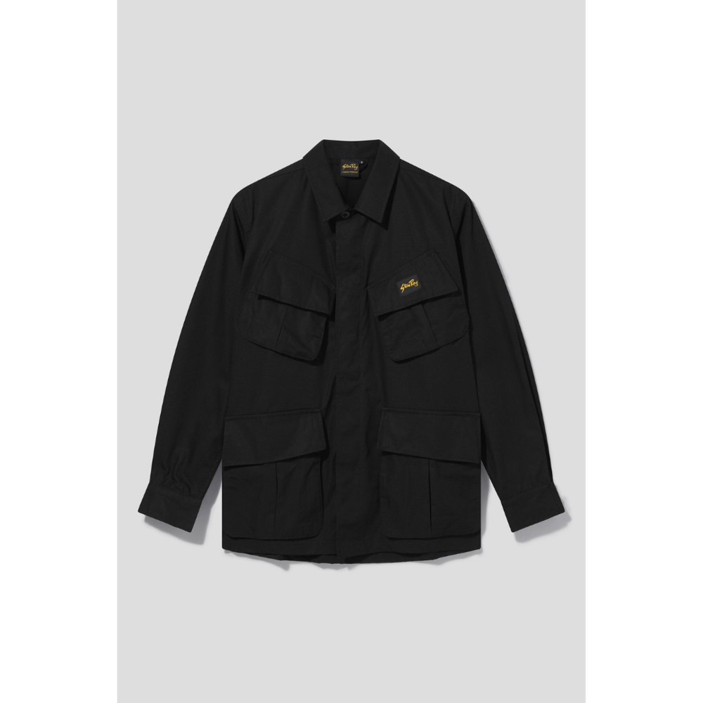 Stan Ray Tropical Jacket Black