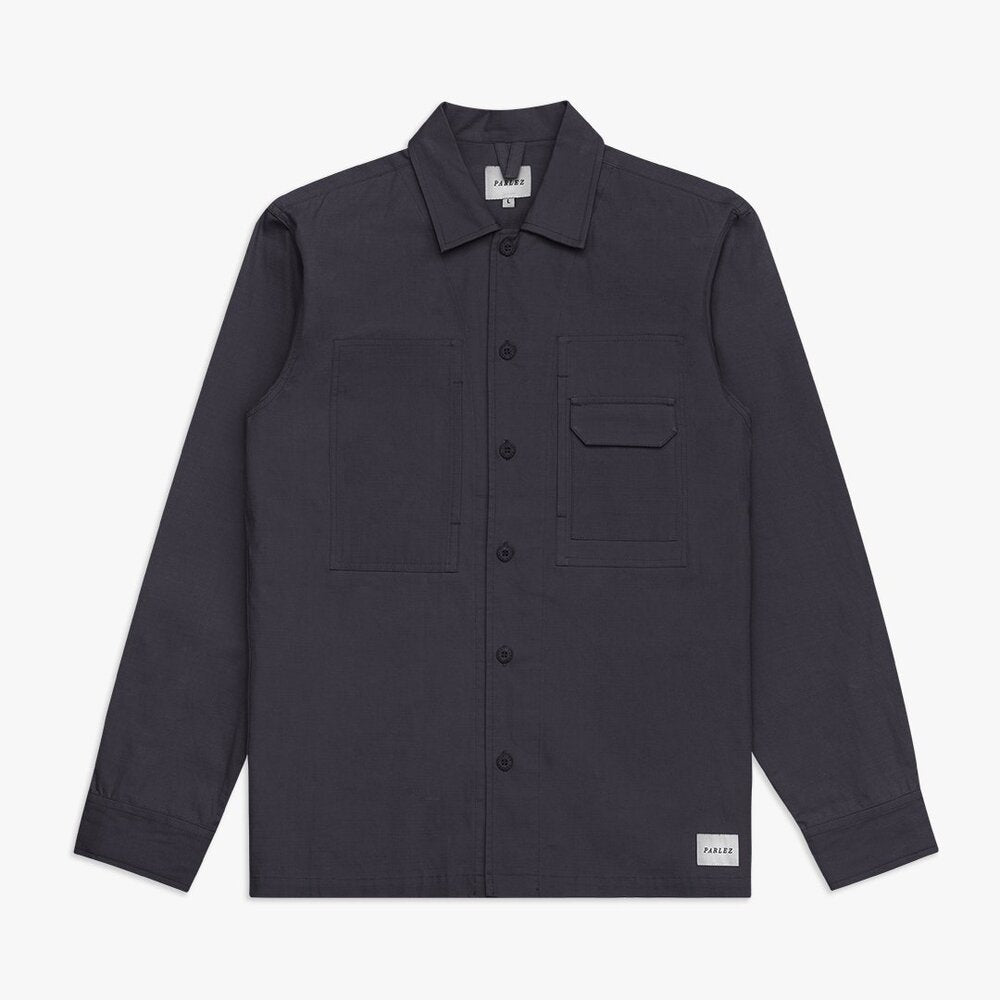 Parlez Furl Shirt Navy