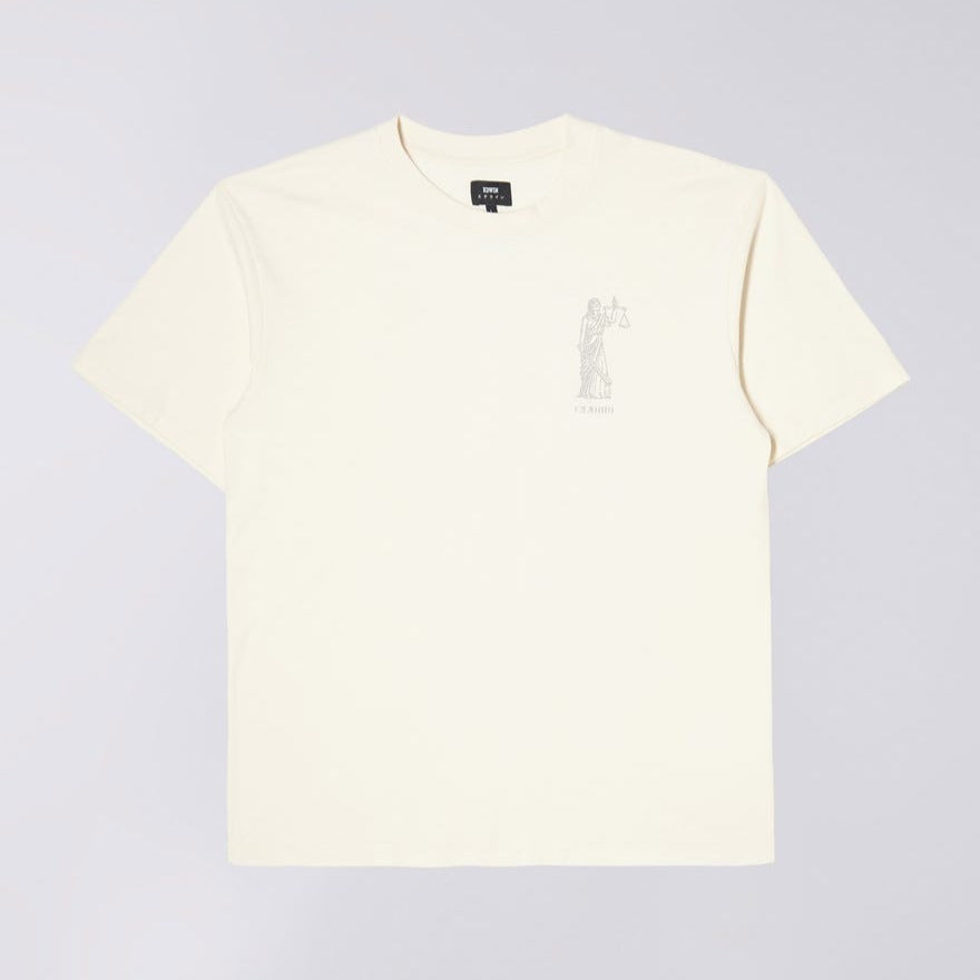 Edwin Upcoming Prophecy T-Shirt - Whisper White