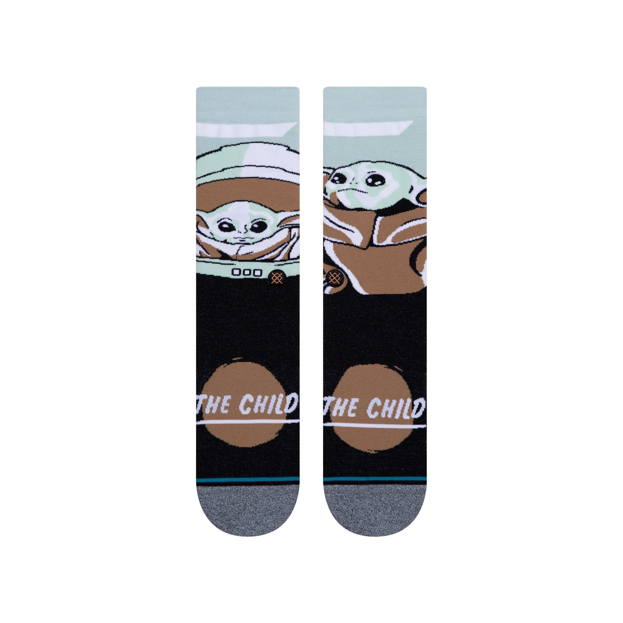 Stance The Child Socks Blue
