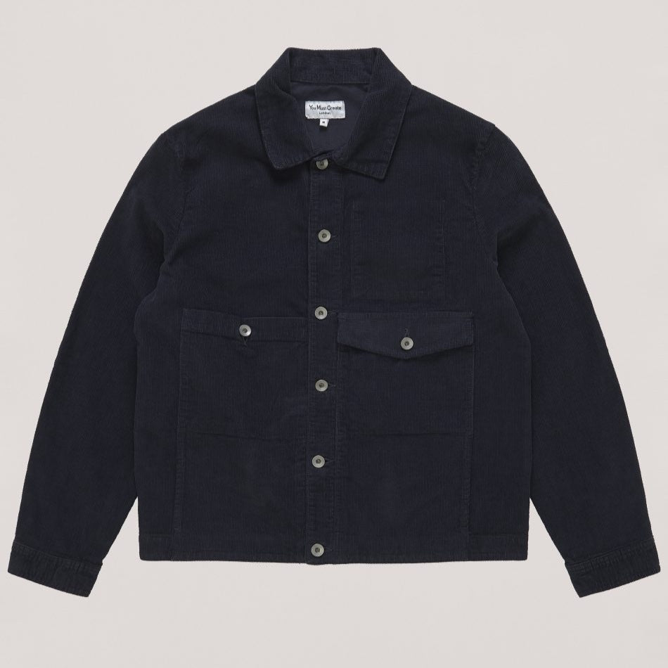 Ymc Pinkley Jacket Navy
