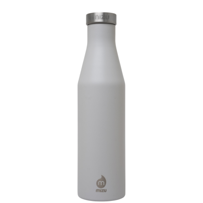 Mizu S6 Bottle Light Grey (600Ml)