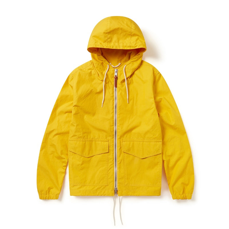 Albam Canvas Mod Cagoule Yellow