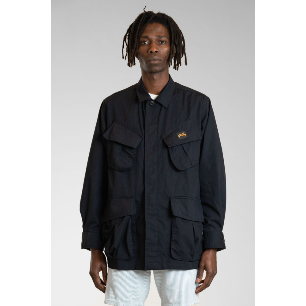 Stan Ray Tropical Jacket Navy Ripstop