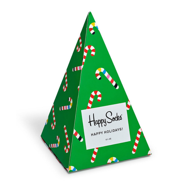 Happy Socks Holiday Tree Gift Box