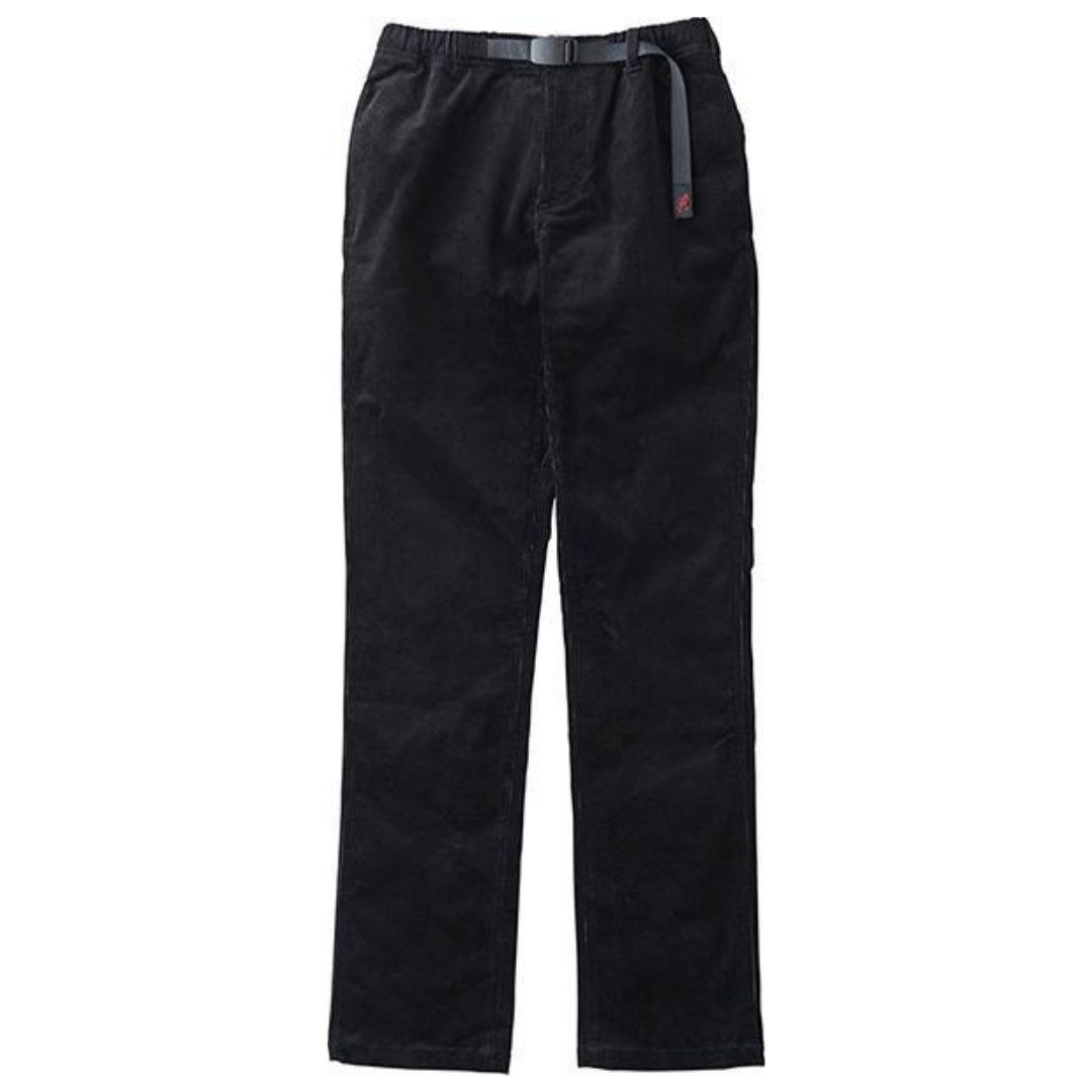 Gramicci Cord NN Just Cut Pants Black