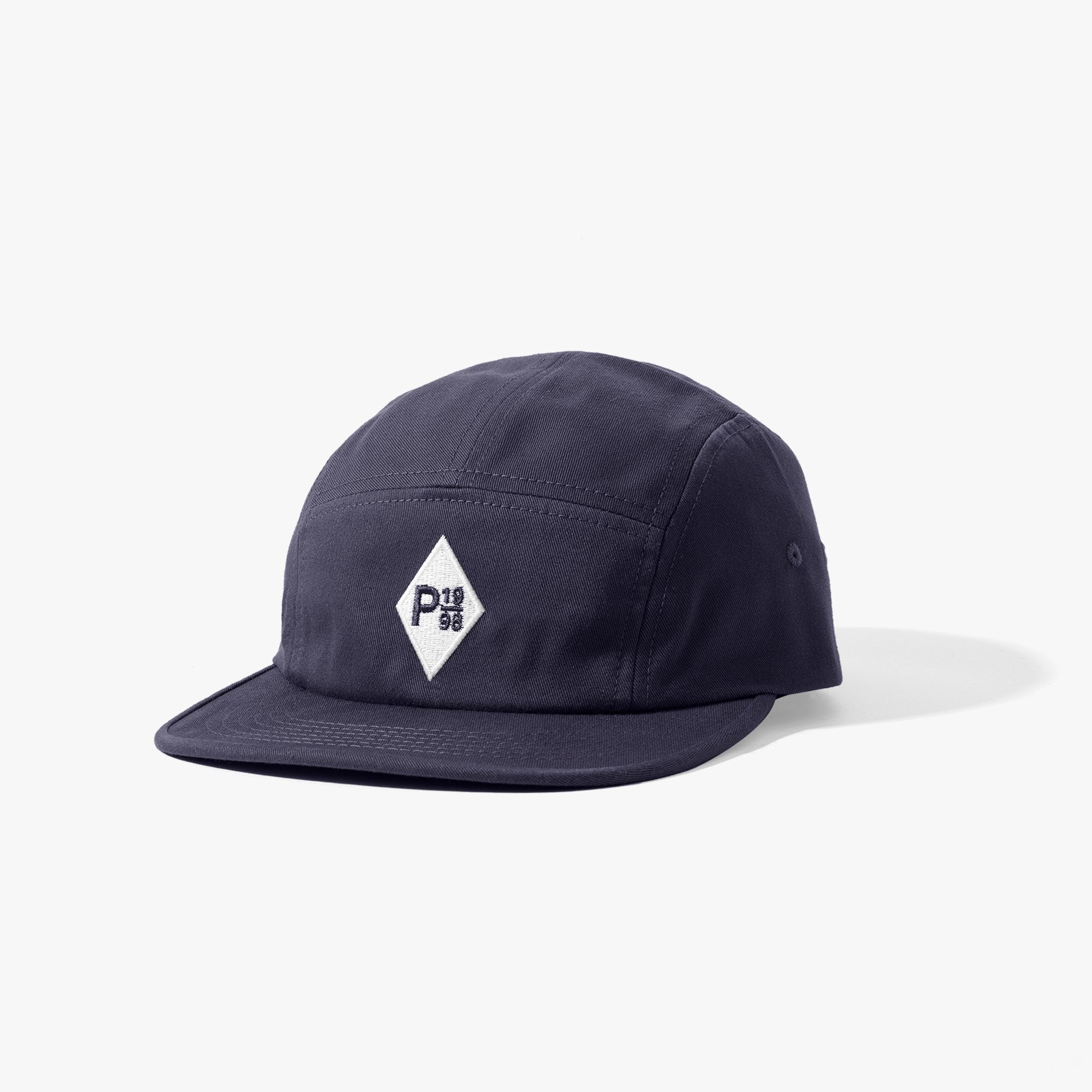 Parlez Zulu 5 Panel Cap - Navy
