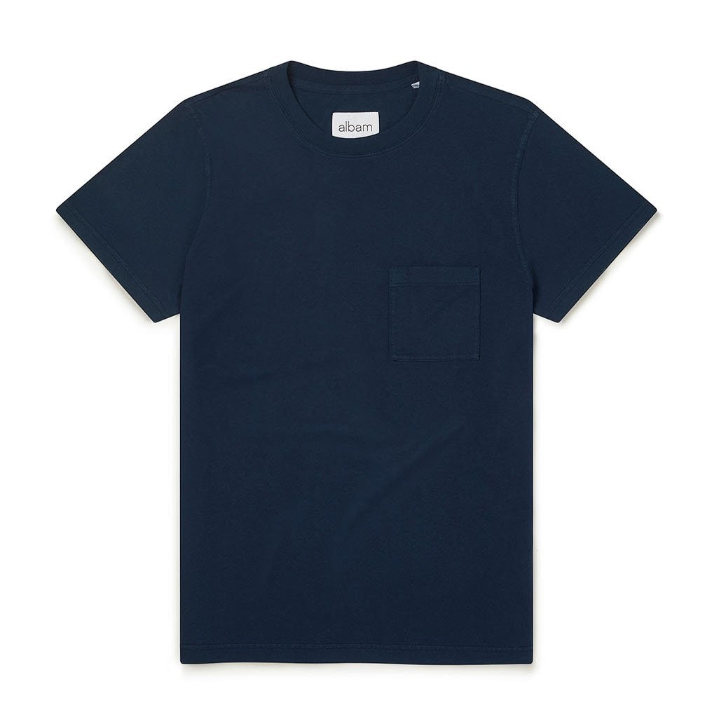 Albam Workwear T-Shirt Navy