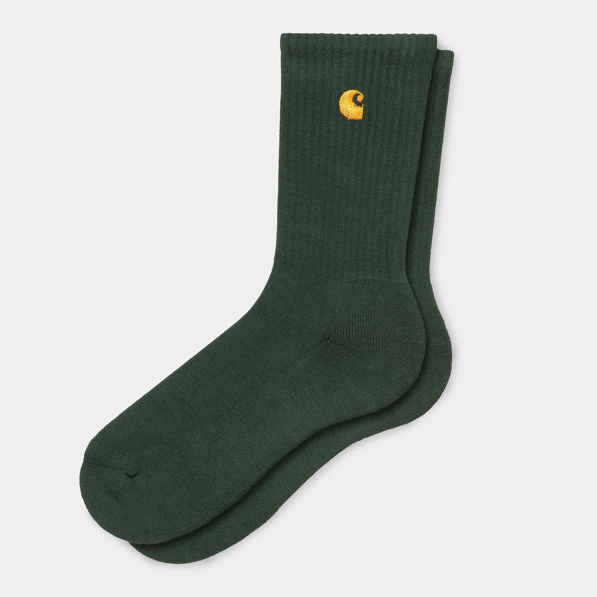 Carhartt WIP Chase Socks Bottle Green