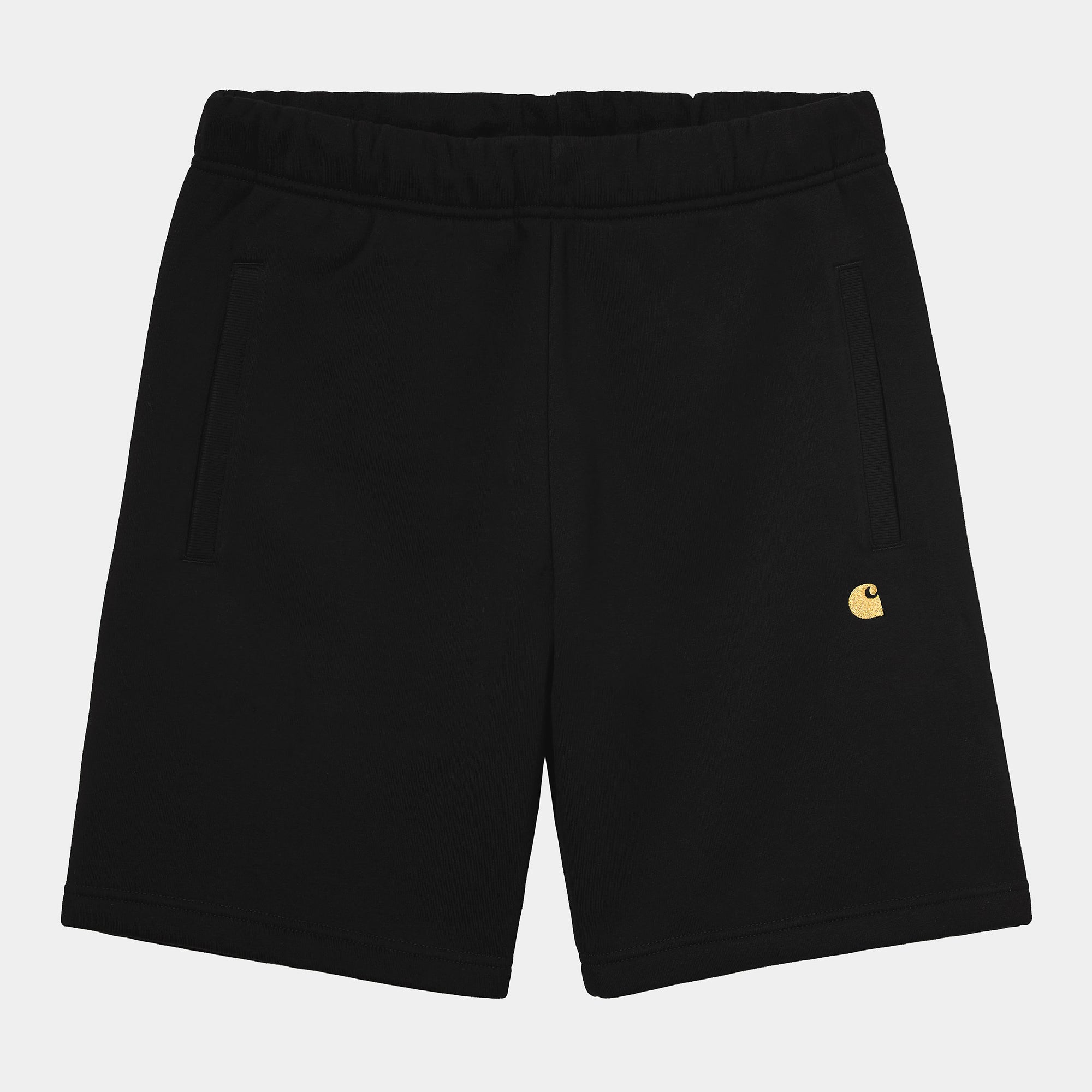 Carhartt WIP Chase Sweat Short - Black