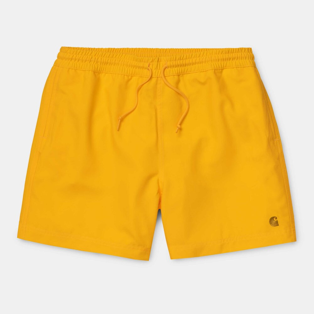 Carhartt Wip Chase Swim Trunk Sunflower Gold
