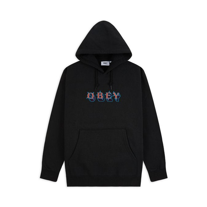 Obey Judge Hood Black