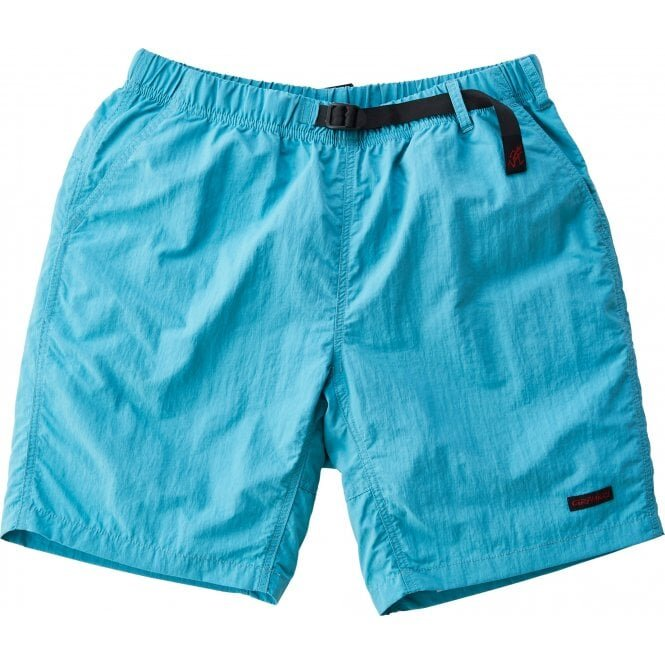 Gramicci Shell Packable Shorts Aqua