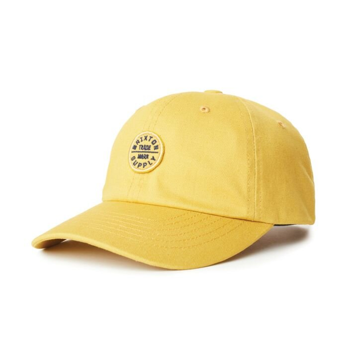 Brixton Oath Lp Cap Sunset Yellow