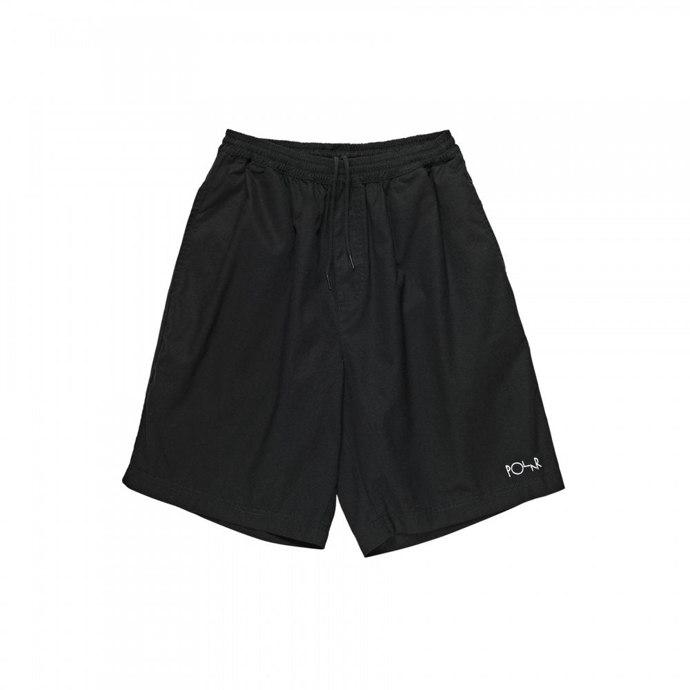 Polar Skate Co Surf Short Black
