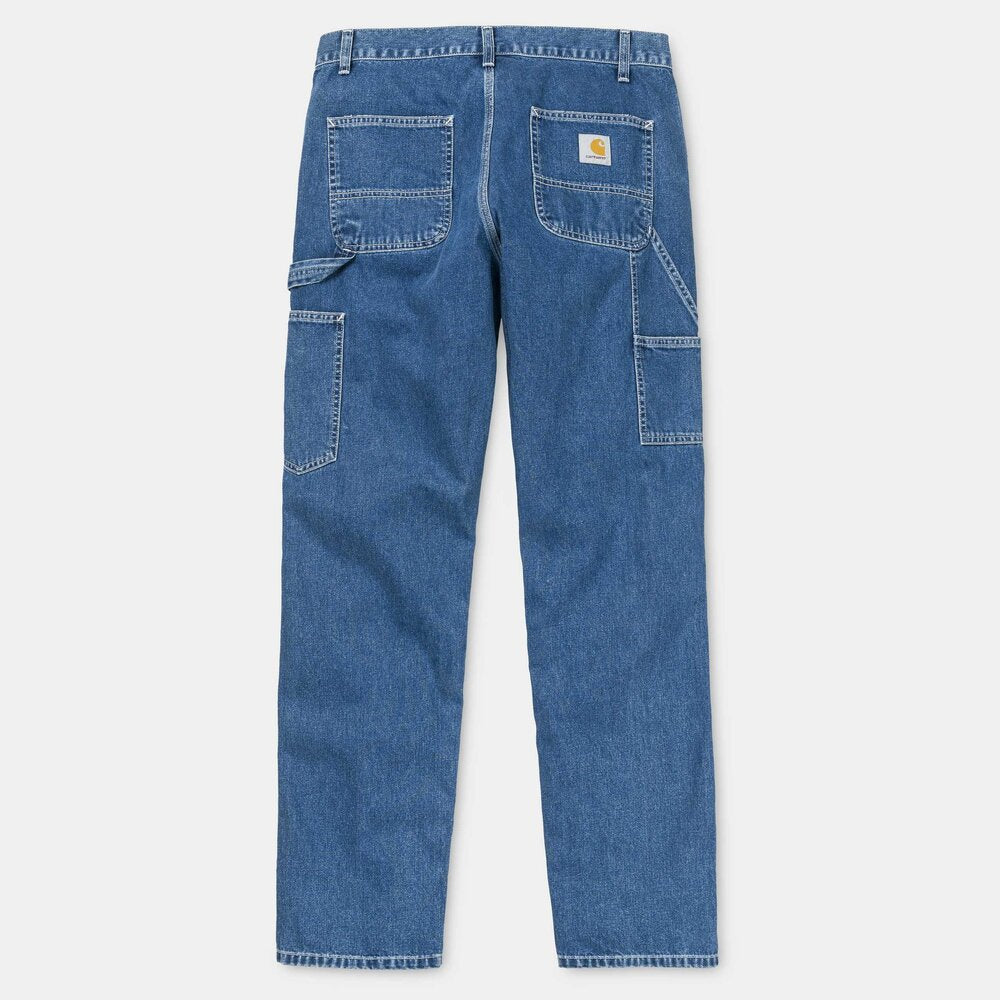 Carhartt Wip Ruck Single Knee Pant Blue Stone Wash