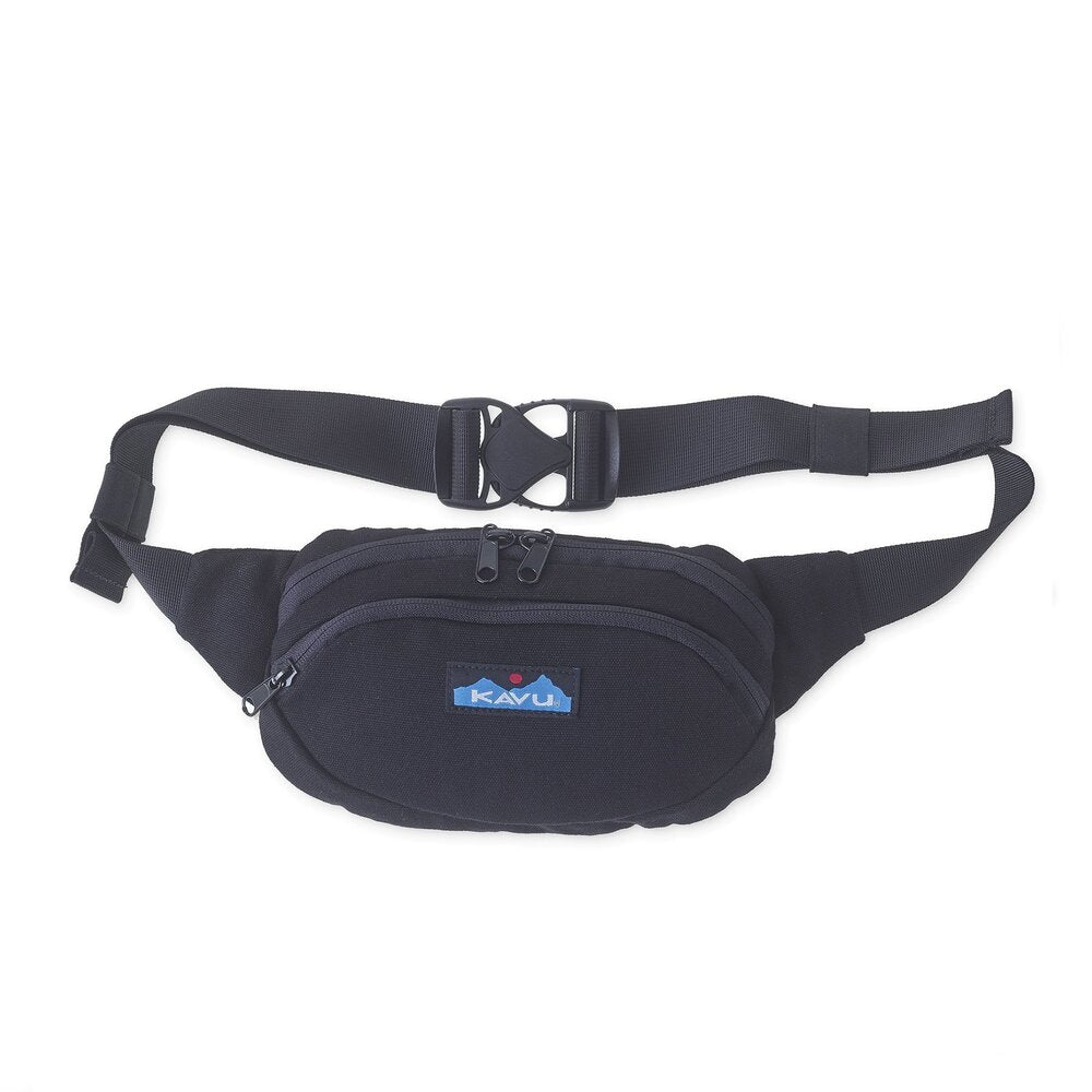 Kavu Canvas Spectator Bag Black