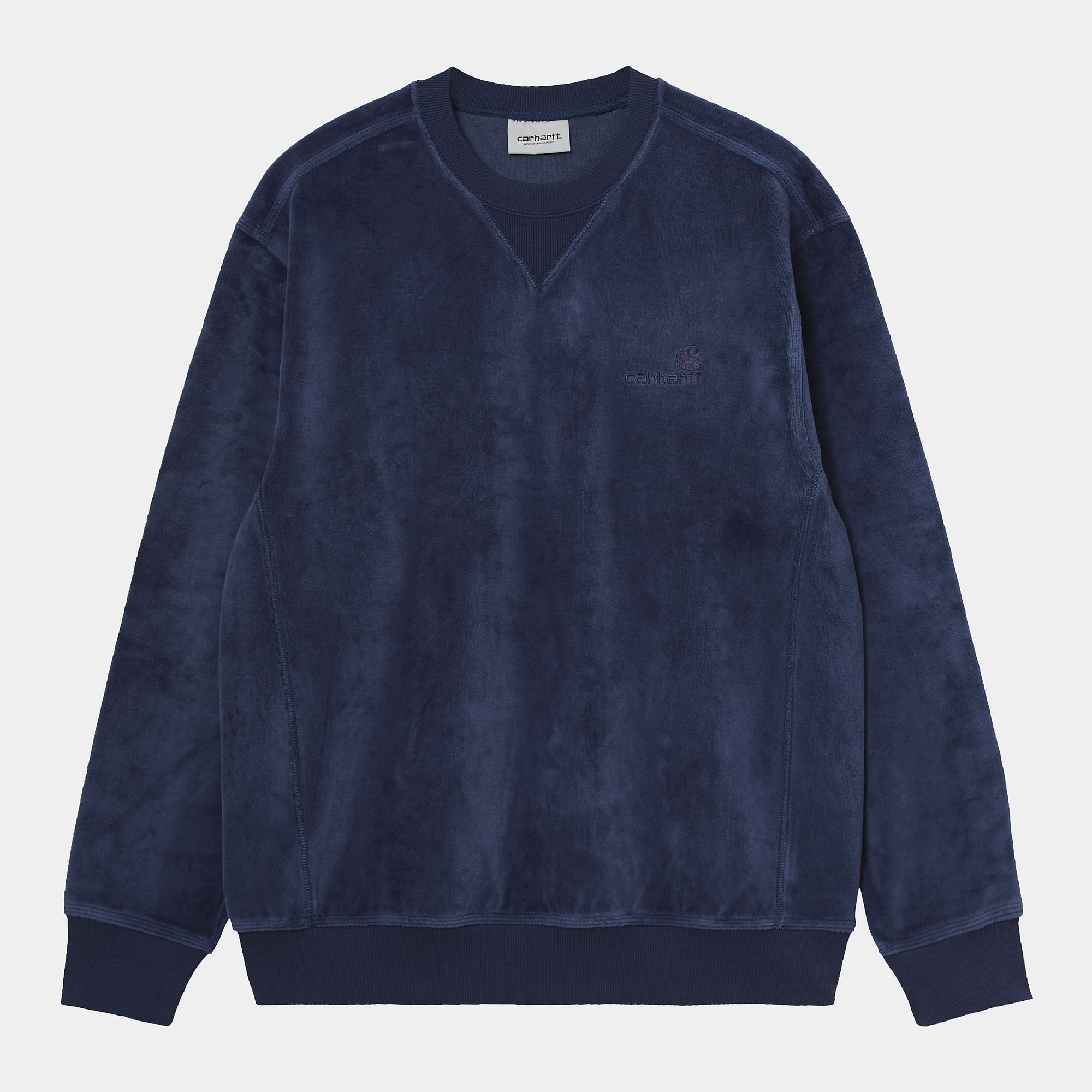 Carhartt WIP United Script Sweat - Space