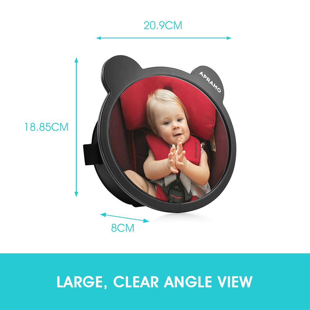 <b>Cute Ears</b><br>Baby Mirror