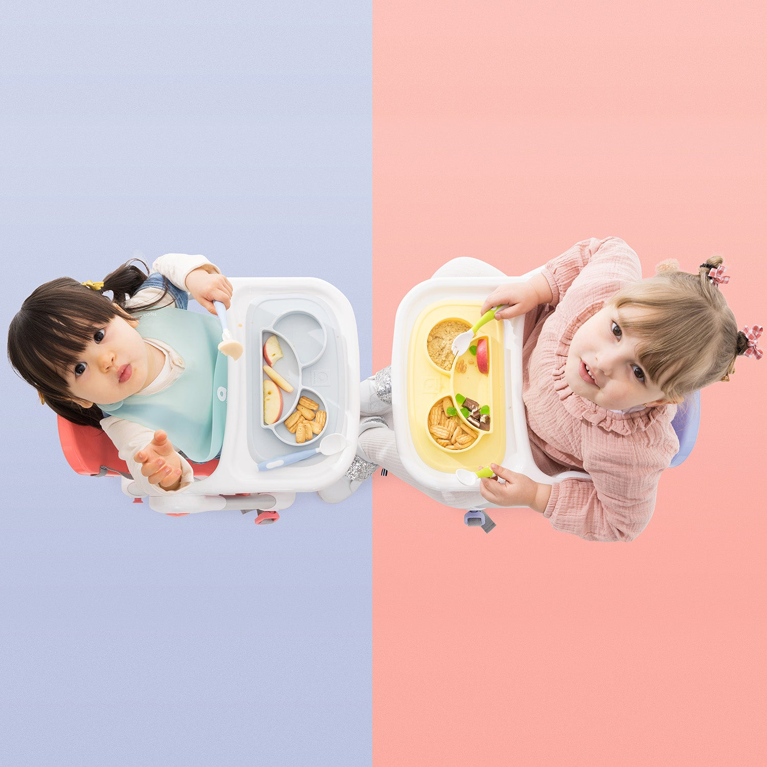 <b>Silicone Divided Plate</b><br>Baby Bear