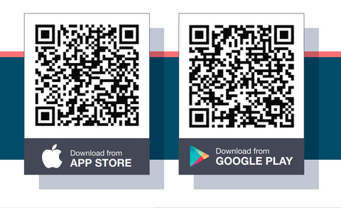 Rosscarbery Pharmacy App QR Codes