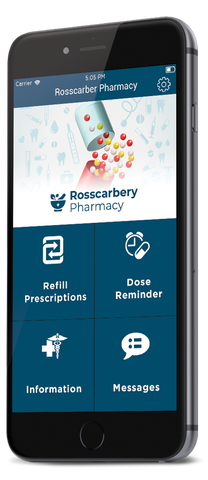 Rosscarbery Pharmacy Refill Assist App