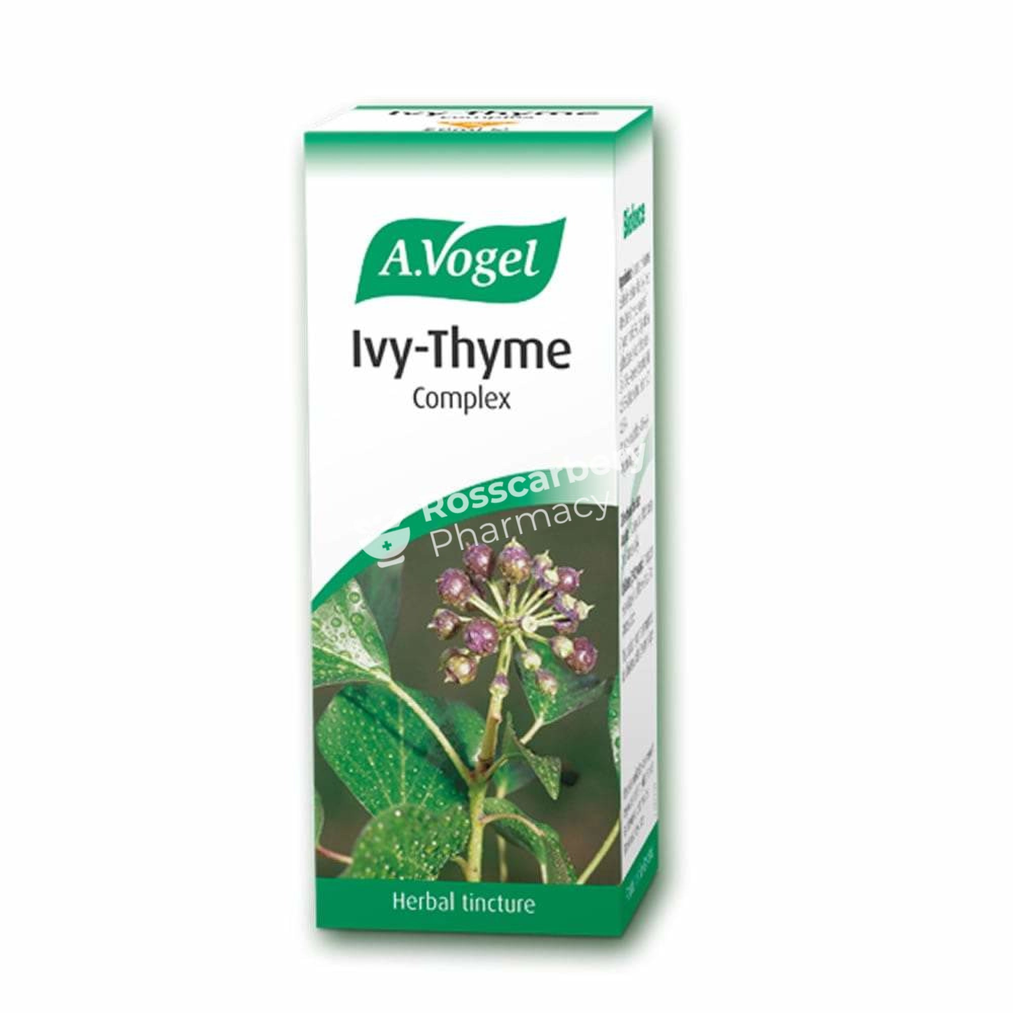 A Vogel Ivy-Thyme Complex Drops Herbal & Traditional Remedies