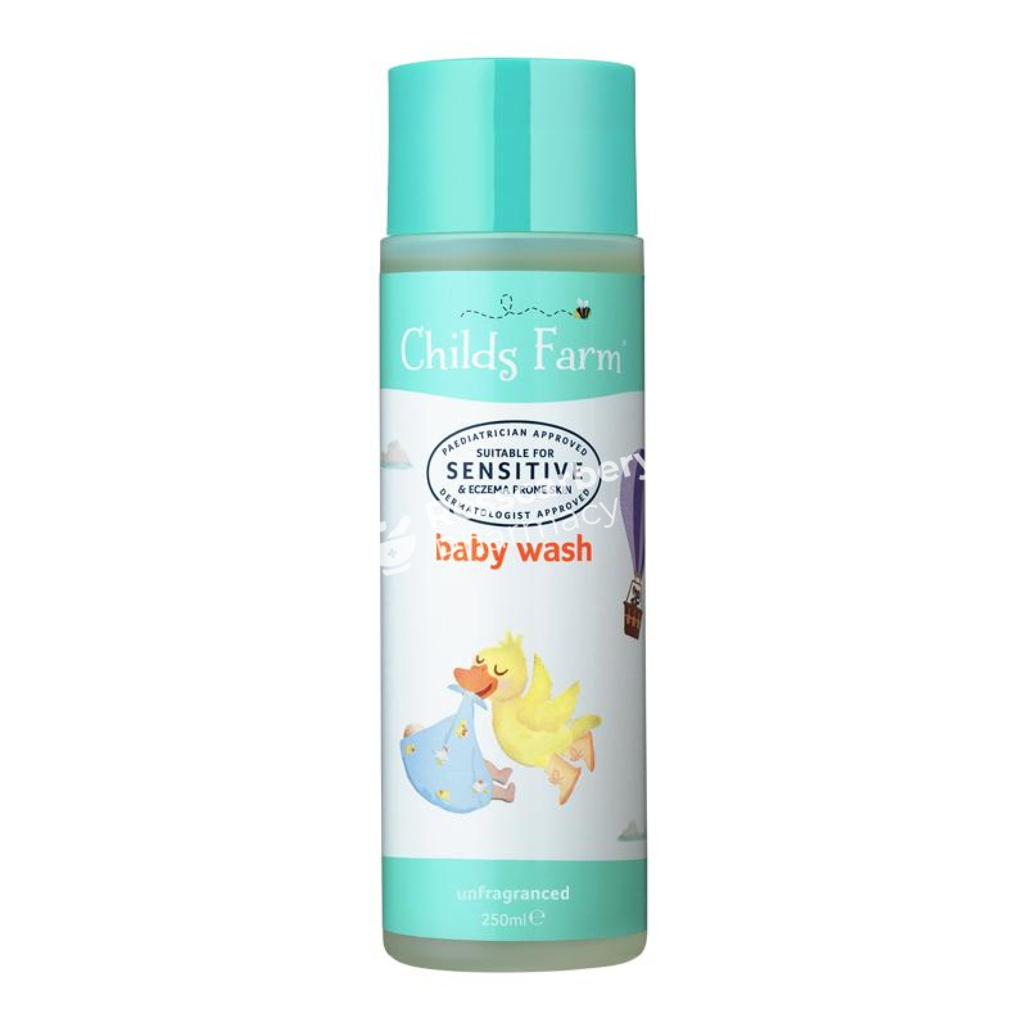Childs Farm Baby Wash - Unfragranced Bath & Hair