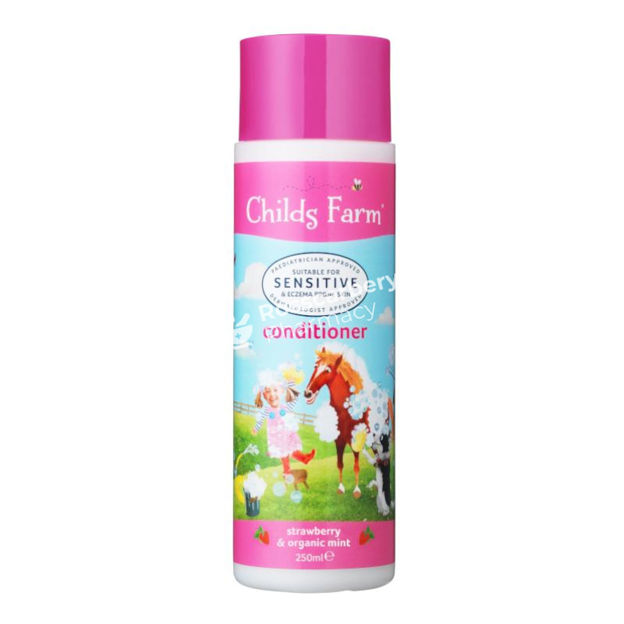 Childs Farm Conditioner - Strawberry & Organic Mint Baby Bath Hair