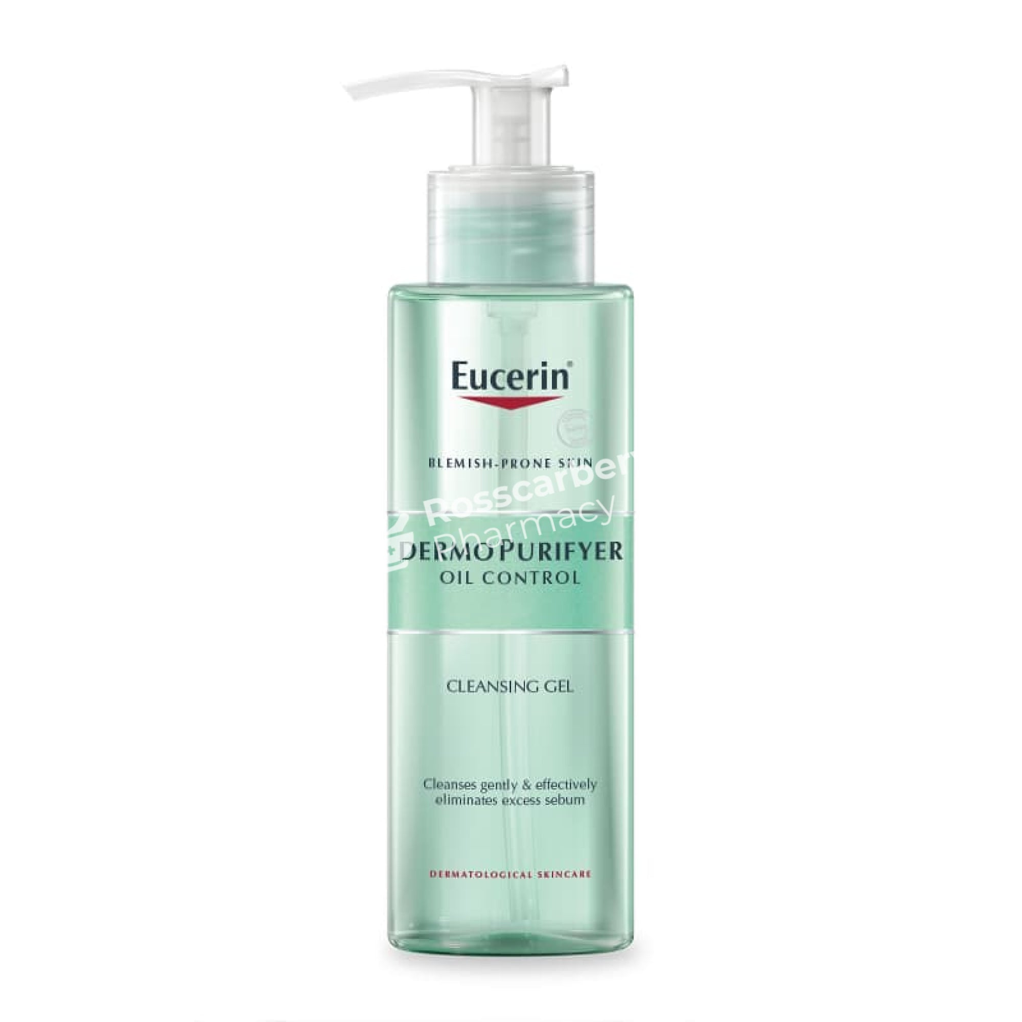 Eucerin Dermo Purifyer Oil Control Cleansing Gel Cleanser