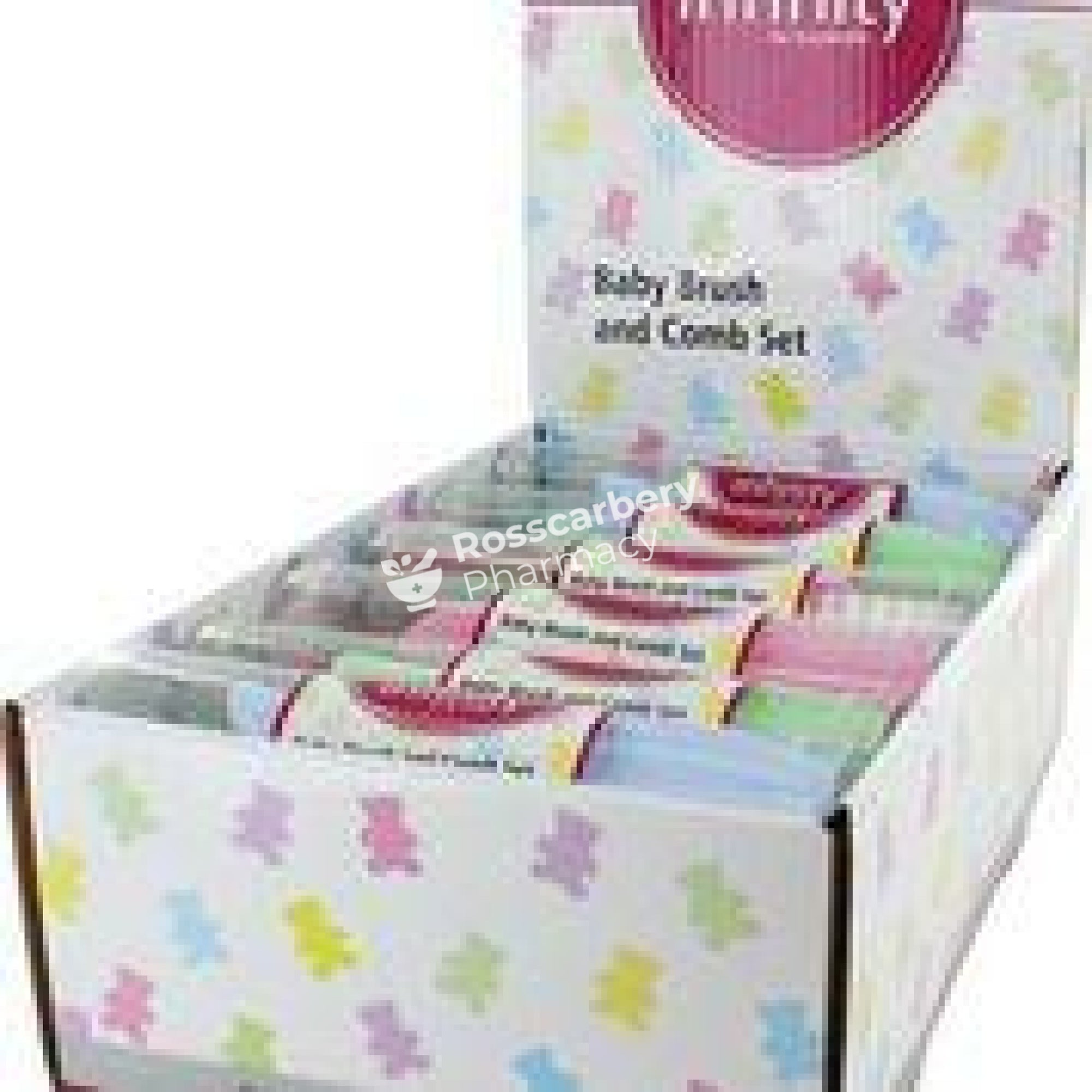 Infinity Baby Brush & Comb Set Bath Hair