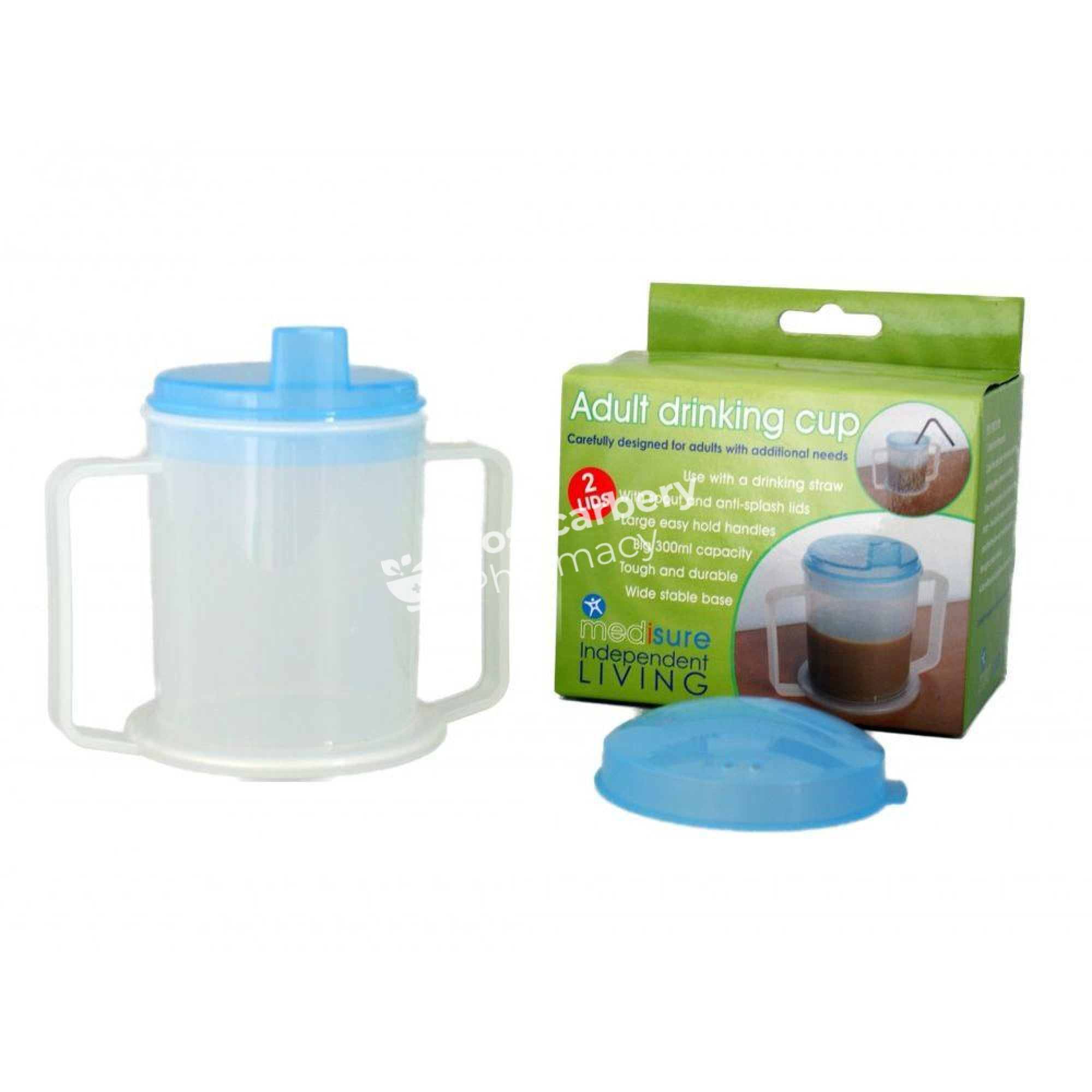 Medisure Adult Drinking Cup First Aid Accessories