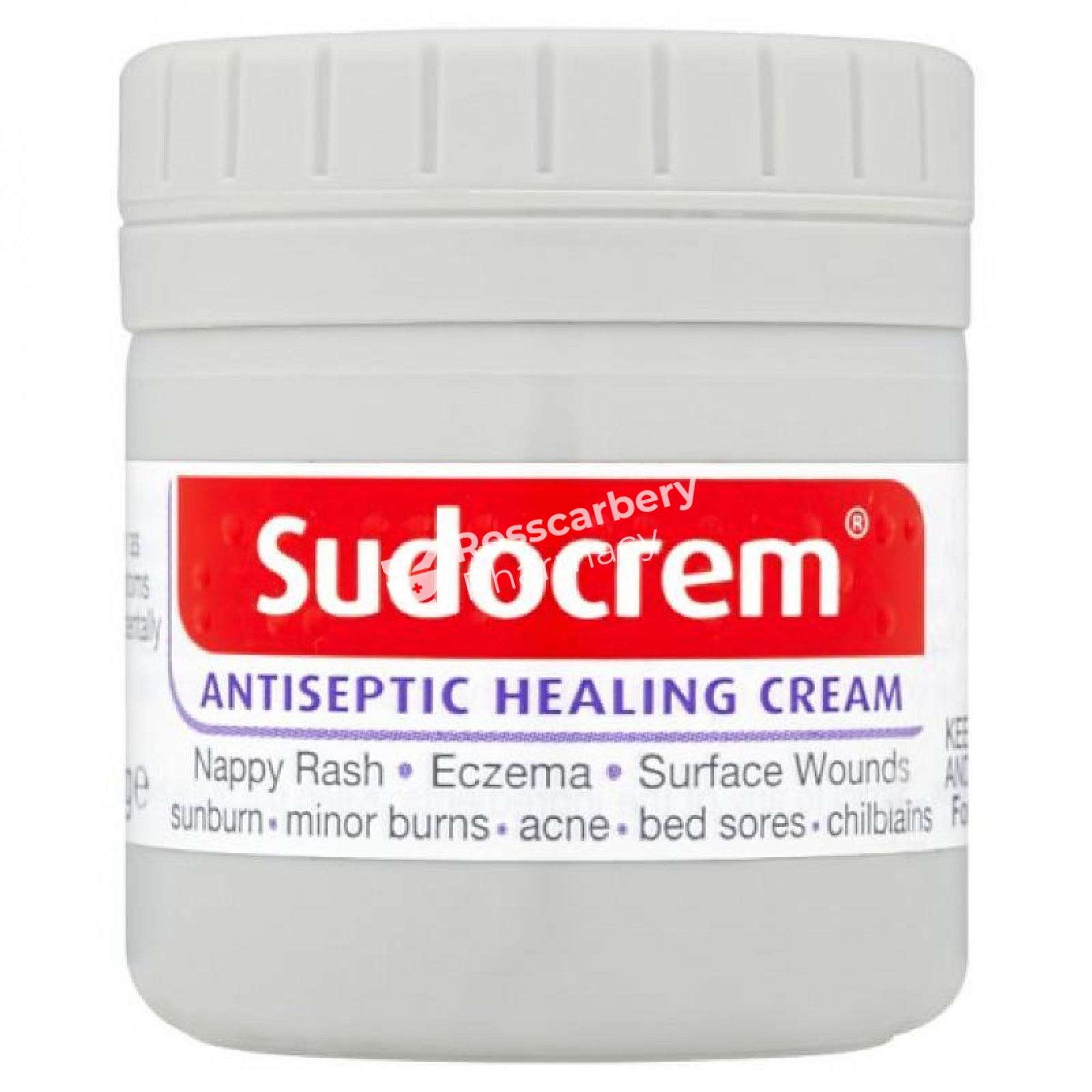 Sudocrem Antiseptic Healing Cream Tub & Wound